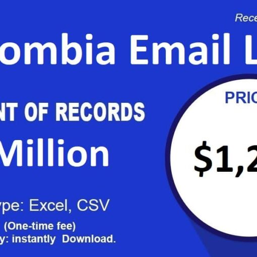 Colombia-Email-List