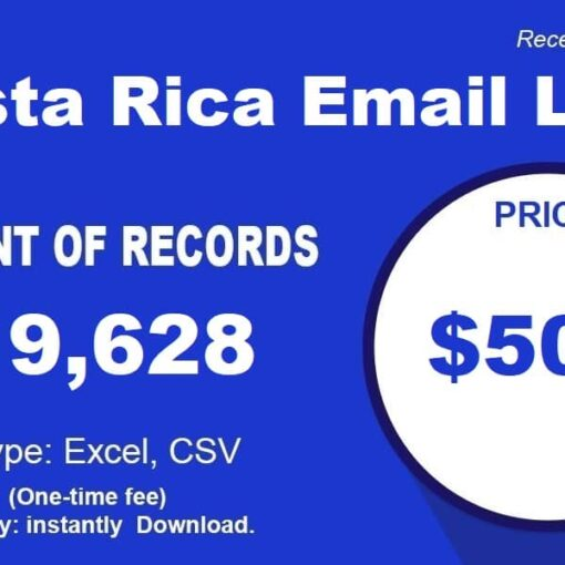 Costa-Rica-Email-List